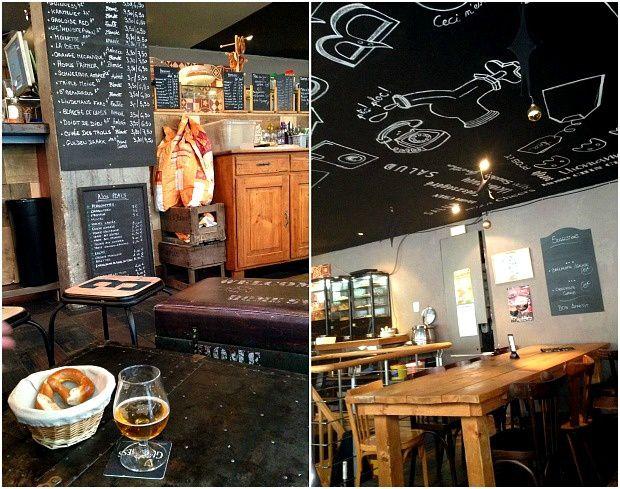 Strasbourg... Restaurant Bar l'Artichaut