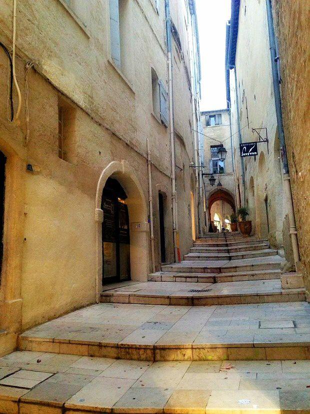 Deux jours à Montpellier