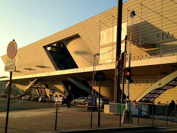 Week-end Parisien (2)... Soirée au Palais des Congrès et petit déjeuner au Cour Saint-Emilion