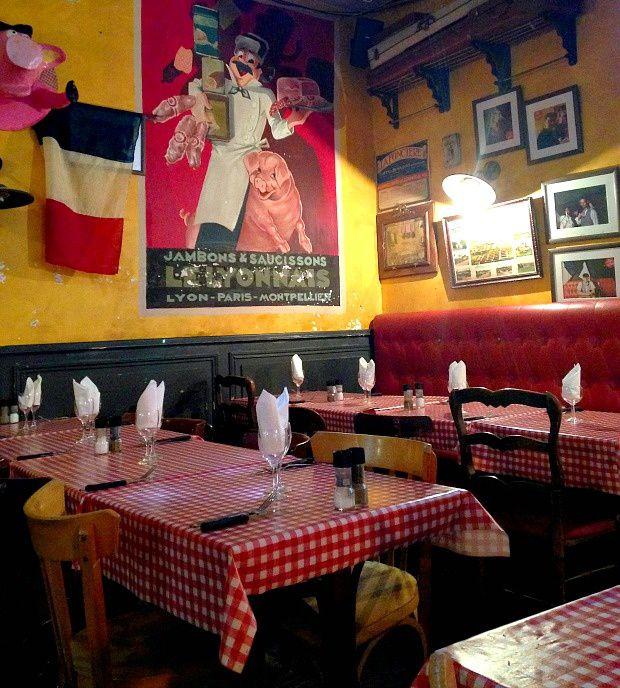 Week-End à Montpellier (1)... Restaurant : Bouchon Saint Roch