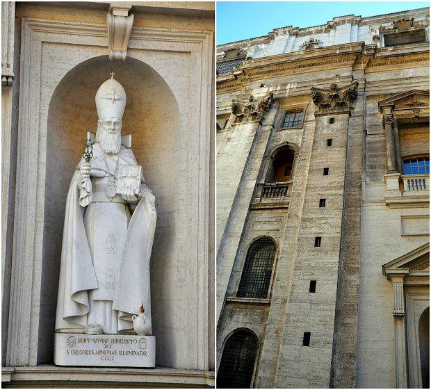 Quelques jours sur Rome (8)... La Cité du Vatican
