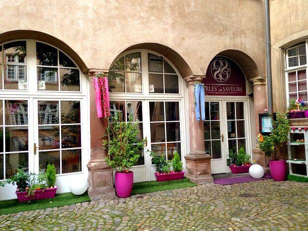 Quelques jours sur Strasbourg (4)... Perles de Saveurs