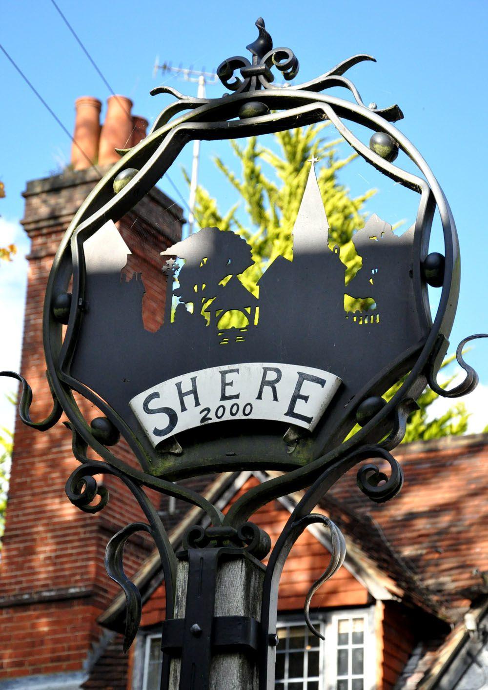 Week-end en Angleterre 2017... Shere (1)