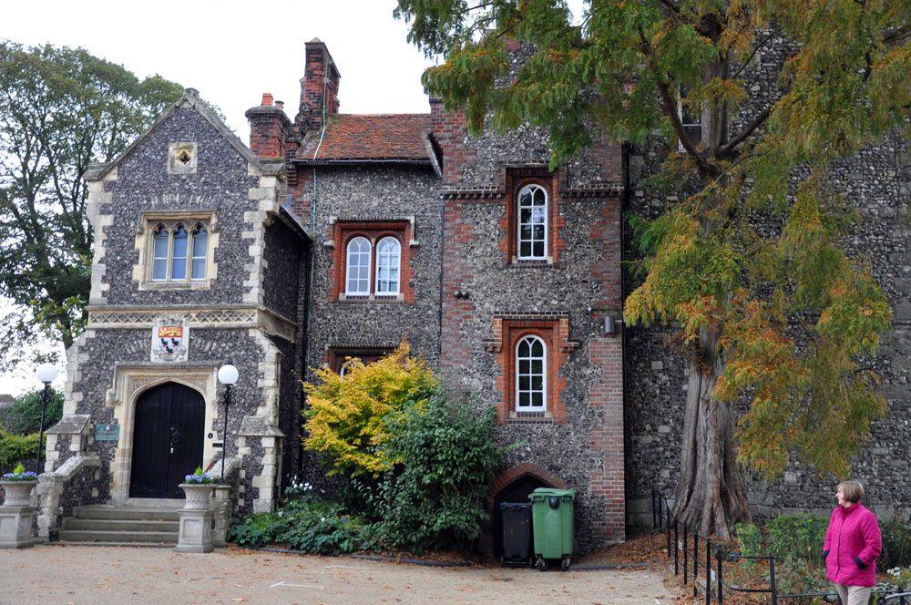 Week-end en Angleterre... Canterbury