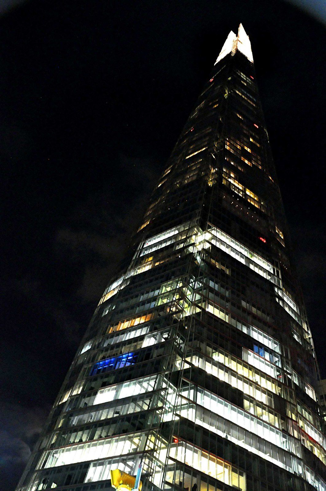 Quelques jours en Angleterre...The Shard