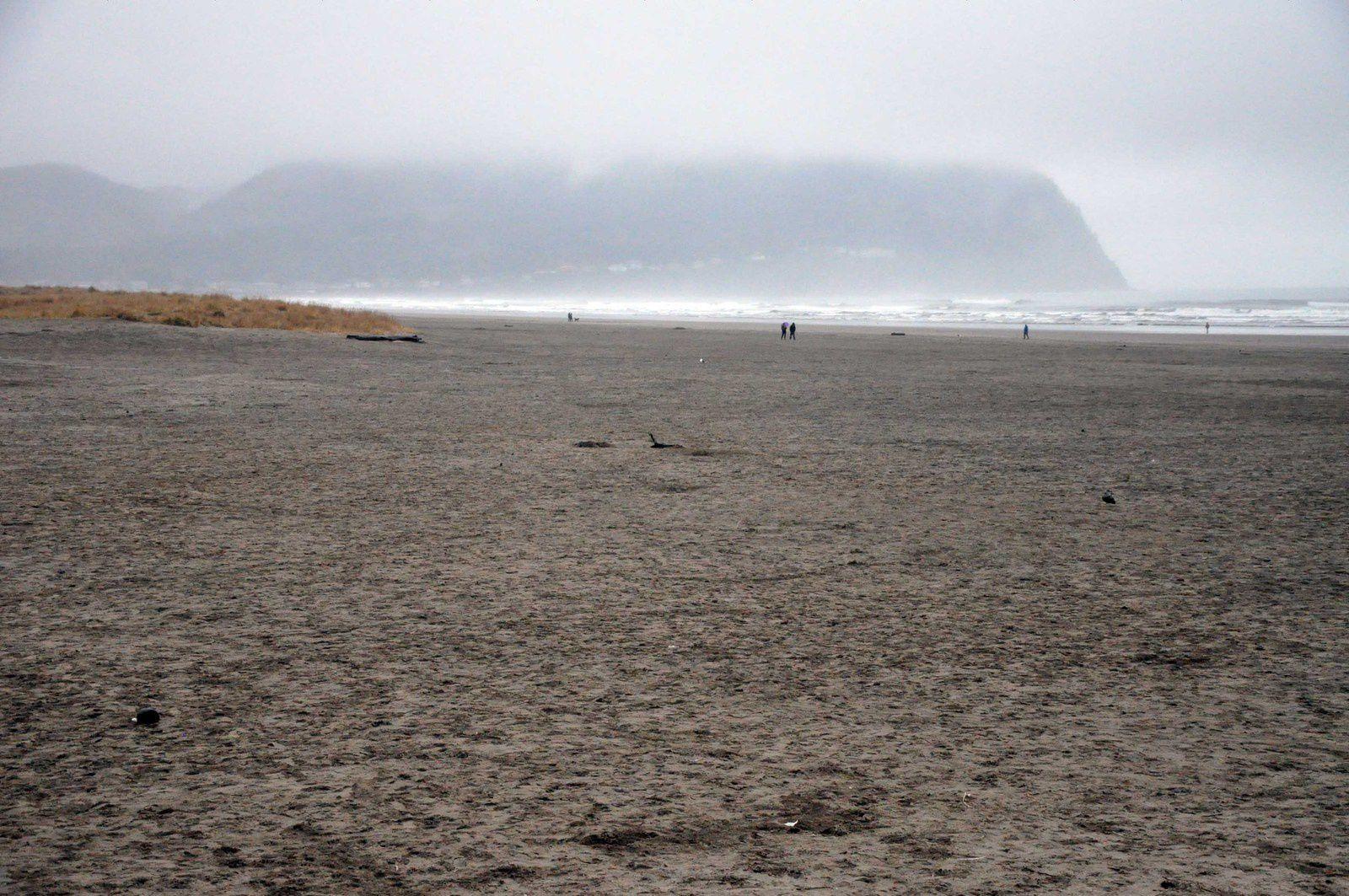 Voyage dans l'Oregon... Seaside