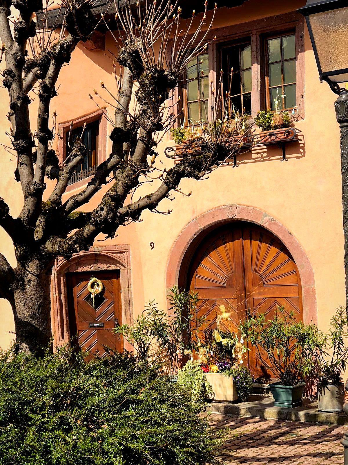 Quelques jours en Alsace... Ribeauvillé