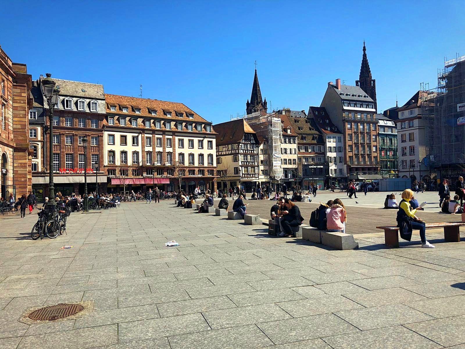 Quelques jours en Alsace... Strasbourg (1)