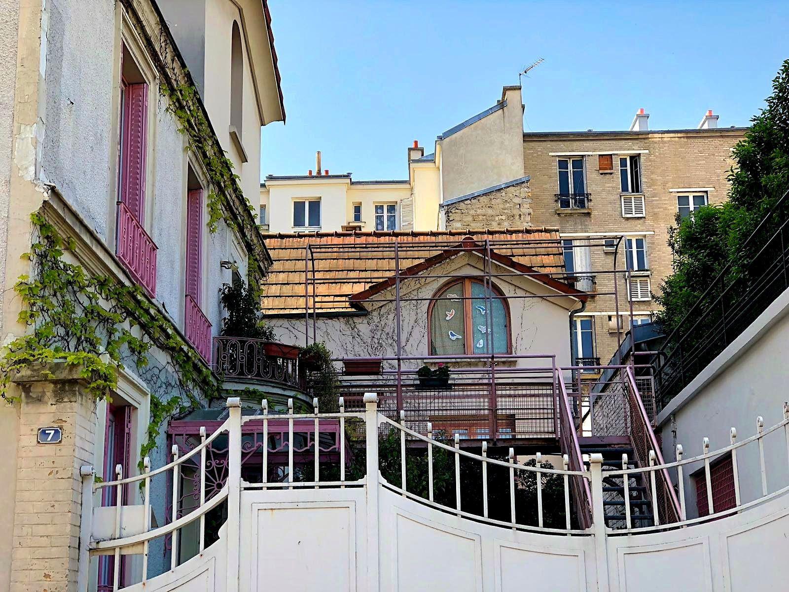 Week-End Parisien... Une campagne à Paris, 14ème arrondissement (2)