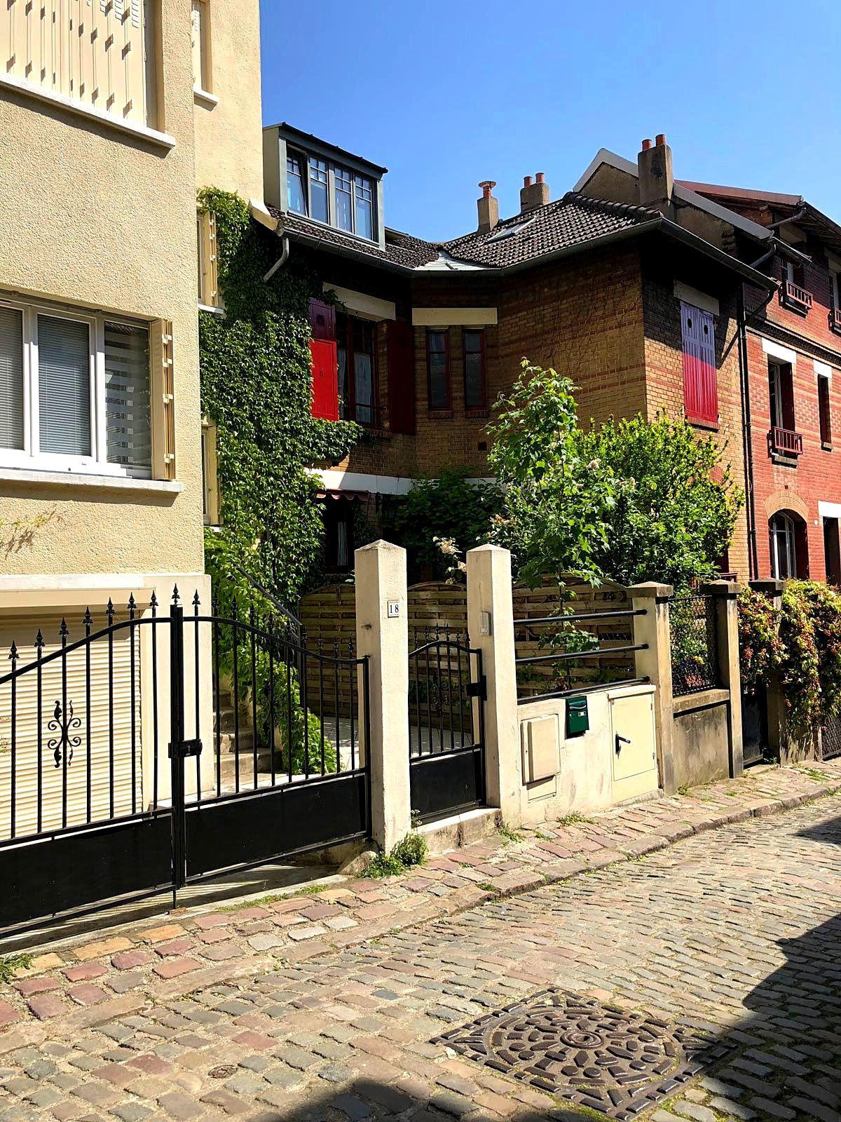 Week-End Parisien...Une campagne à Paris, 14ème arrondissement (3)