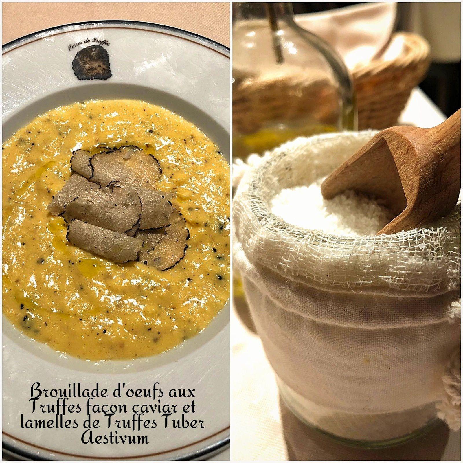 """Promenade Parisienne... Restaurant """"Terres de Truffes"""""""