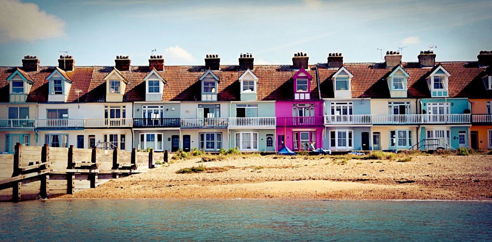 Les voyages de Caroline.... Angleterre, Whitstable