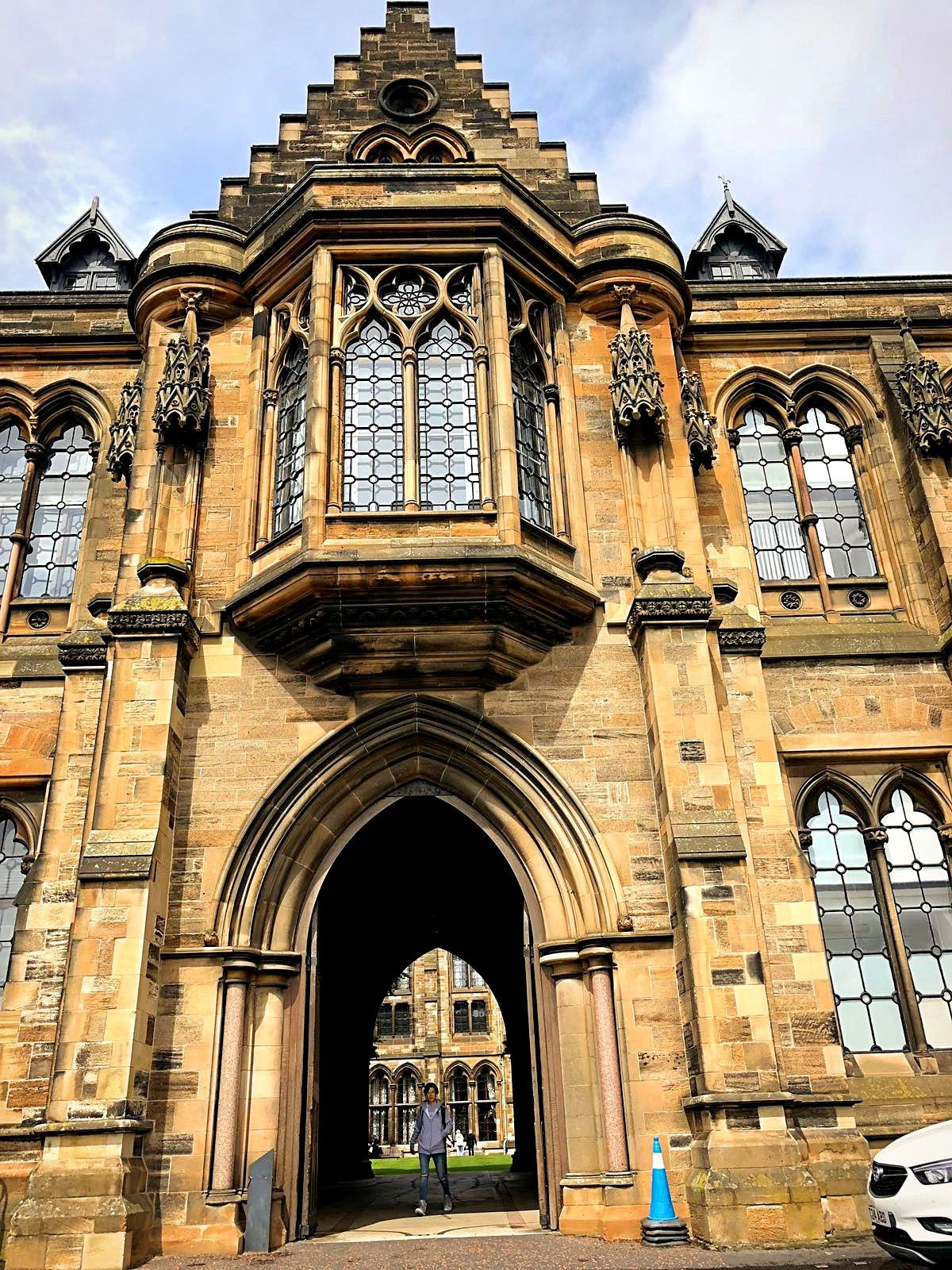 Road Trip en Ecosse... University of Glasgow