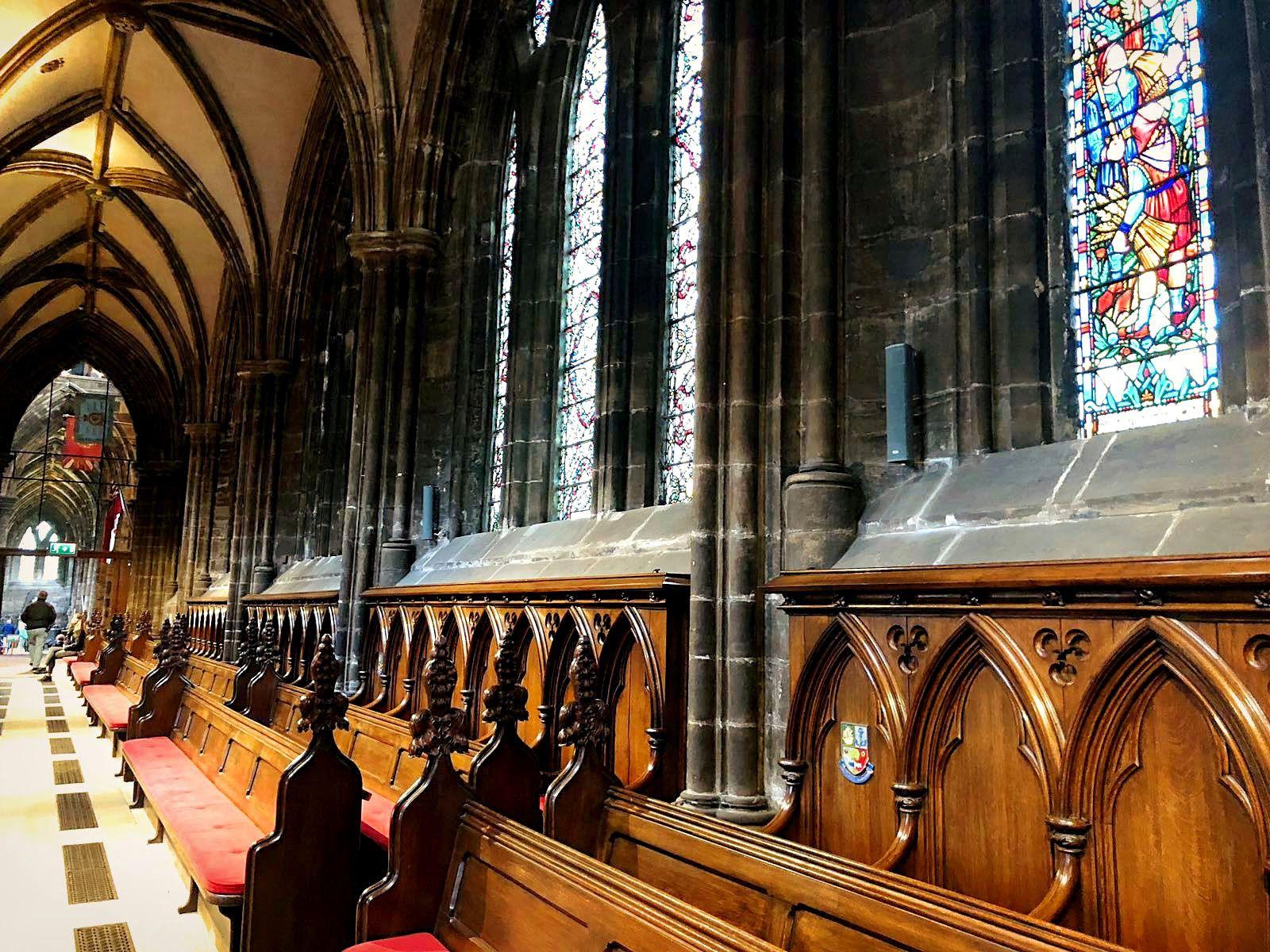 Road Trip en Ecosse... Cathédrale et Nécropole de Glasgow