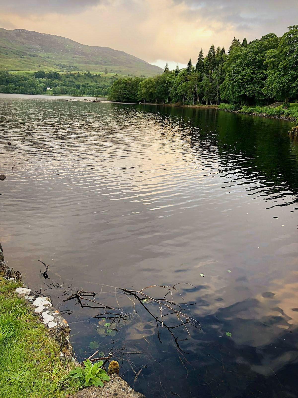 Road Trip en Ecosse... Fort Augustus sur le Loch Ness