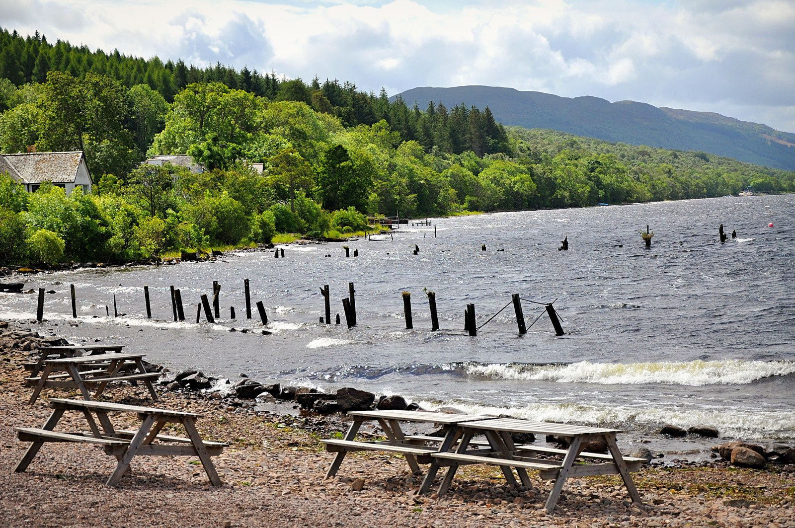 Road Trip en Ecosse... The Highlands, Loch Ness