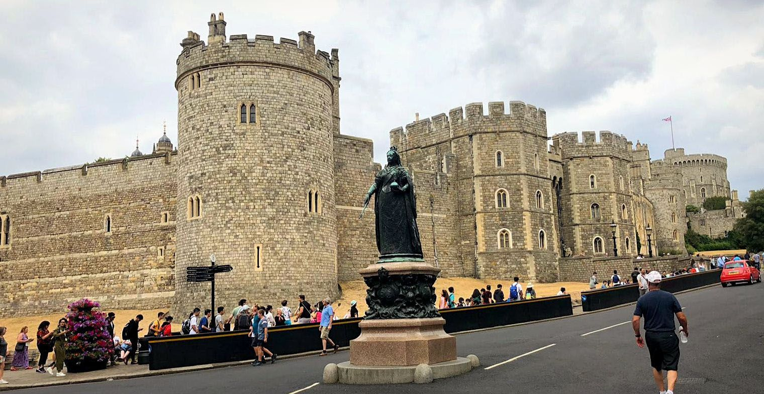 Week-end en Angleterre... Windsor (1)