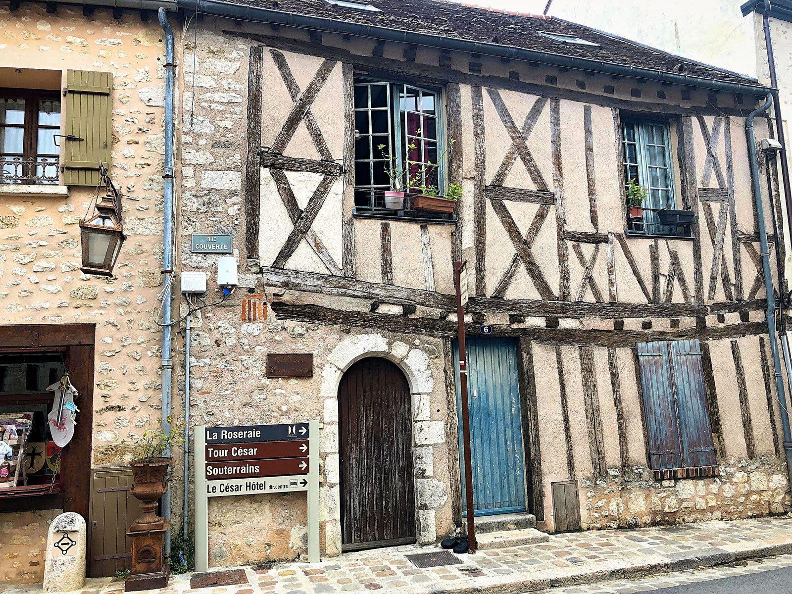 Journée dans la Cité Médiévale de Provins