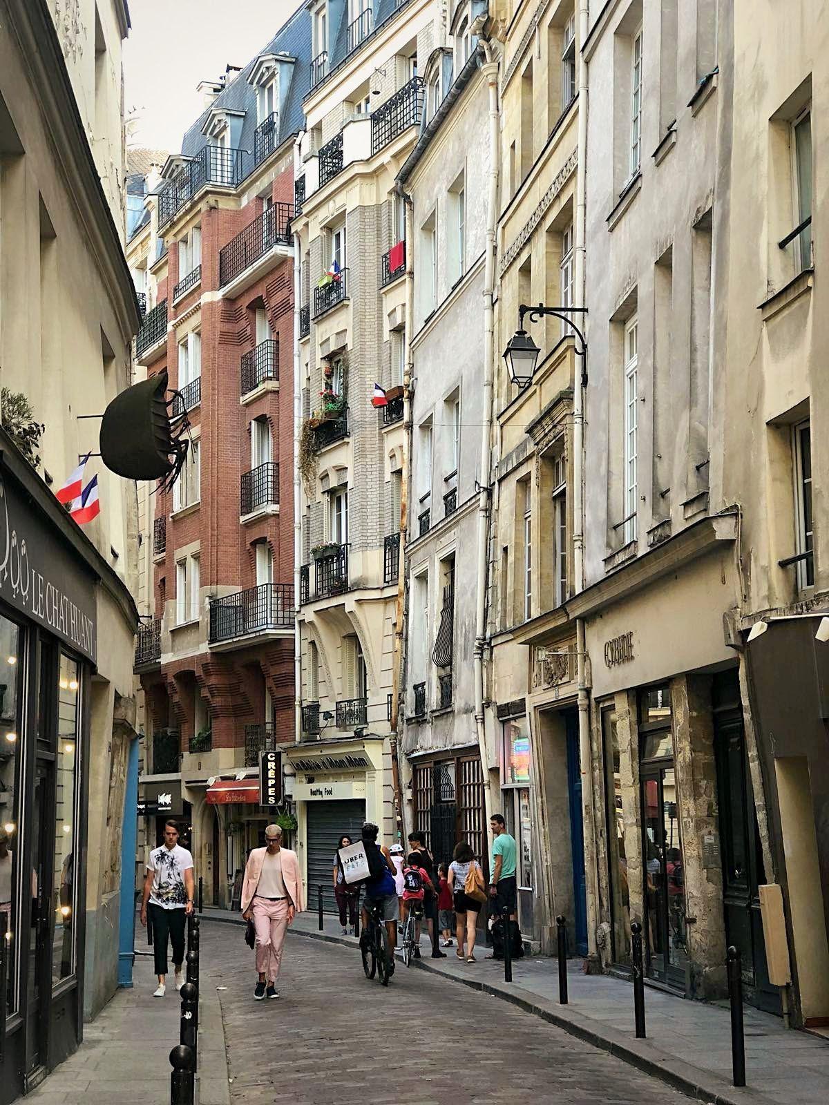 Promenade parisienne... 4ème et 5ème arrondissement