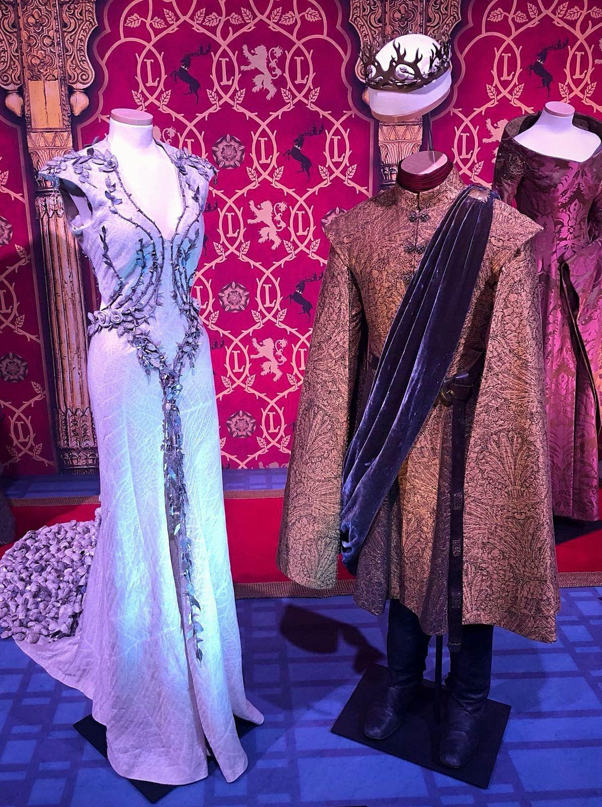 Journée parisienne... Exposition Game of Thrones