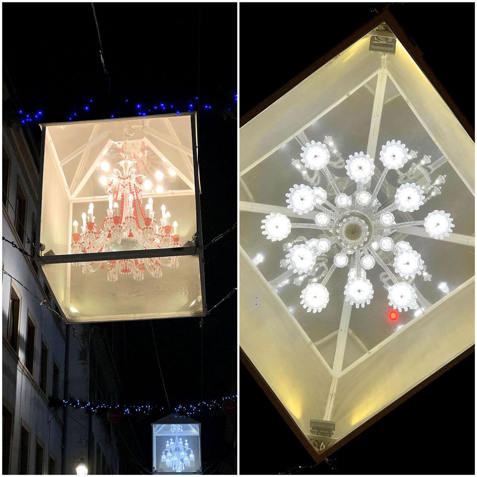 Strasbourg en période de Noël...
