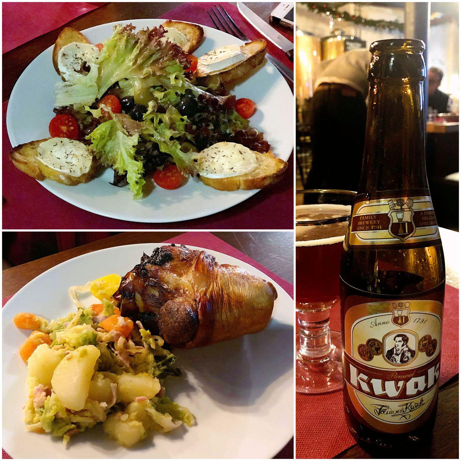 "Brasserie ""La Lanterne"" sur Strasbourg"
