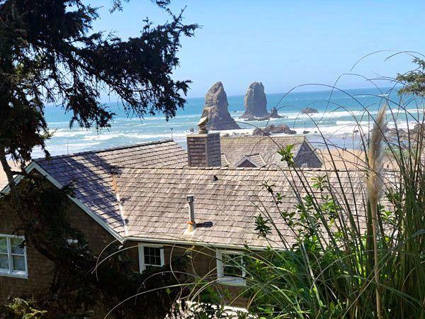 Road Trip sur la Côte Pacifique dans l'Oregon aux USA... (2) Cannon Beach