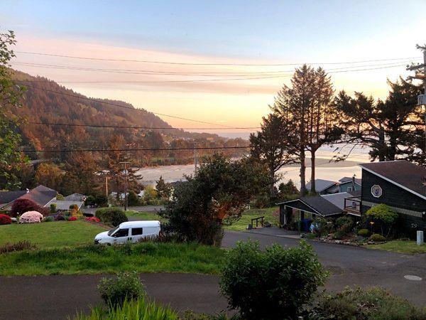 Road Trip sur la Côte Pacifique dans l'Oregon aux USA... (4) Yachats