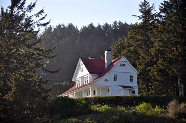 Road Trip sur la Côte Pacifique dans l'Oregon aux USA... (7) Heceta Head
