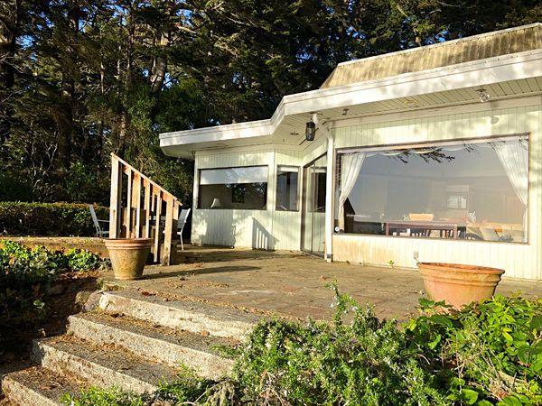 Road Trip sur la Côte Pacifique dans l'Oregon aux USA... (9) Coos Bay
