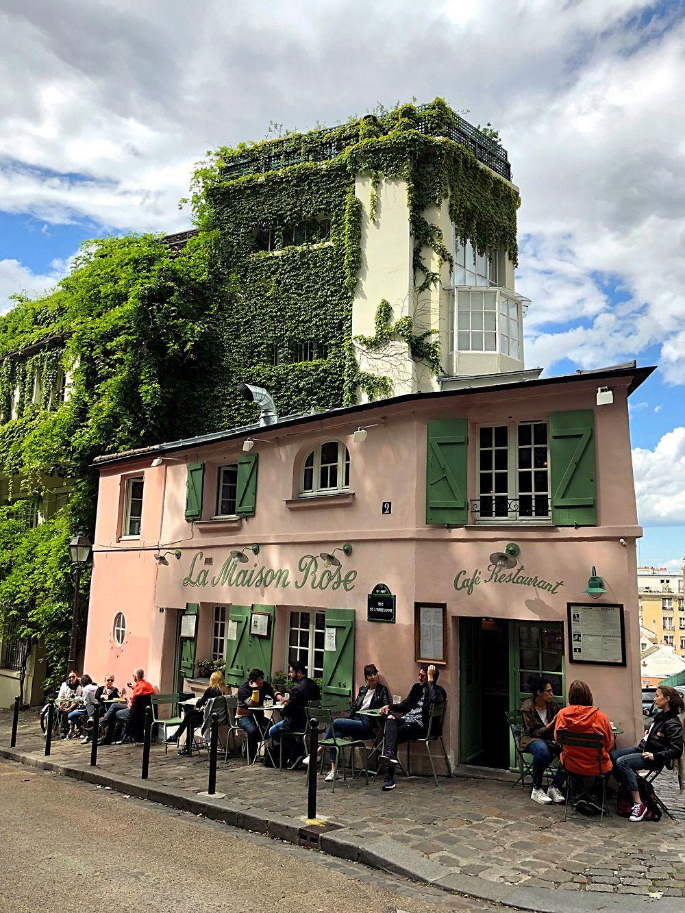 Week-End parisien dans le 18ème arrondissement (2) Montmartre