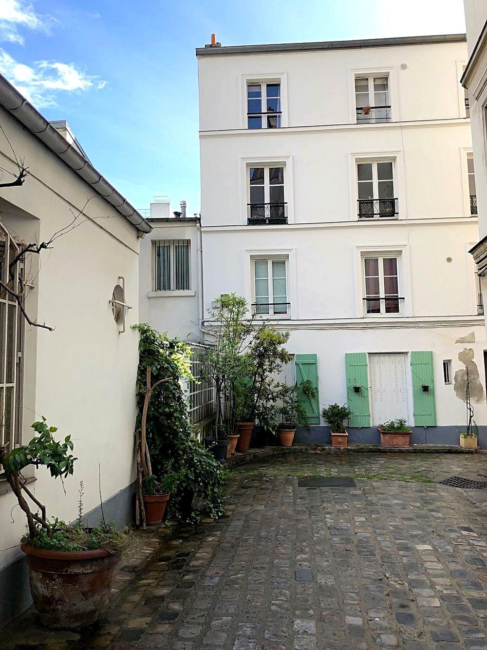 Week-End parisien dans le 18ème arrondissement (3) Montmartre