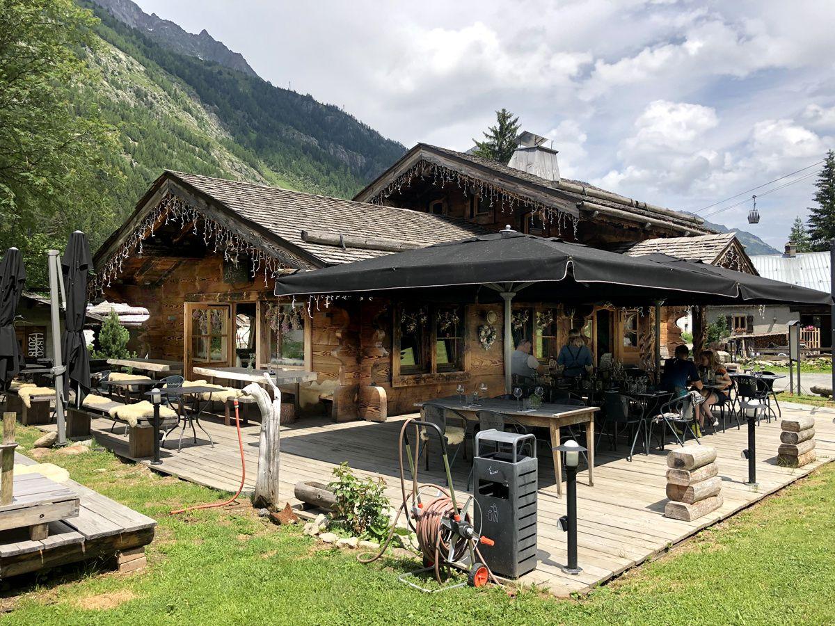 Chamonix (3)... Le Café Comptoir
