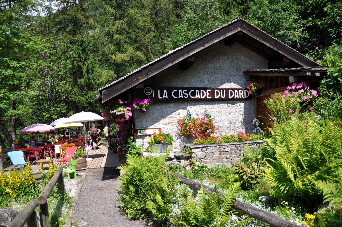 Chamonix (5)... En direction du Glacier des Bossons
