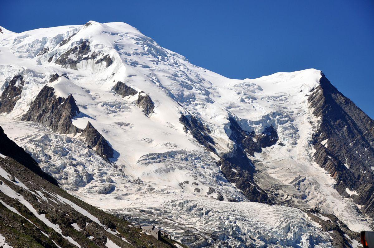 Chamonix (7)... L'aiguille du Midi