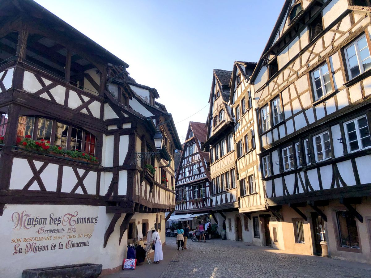 Strasbourg, Capitale de l'Alsace