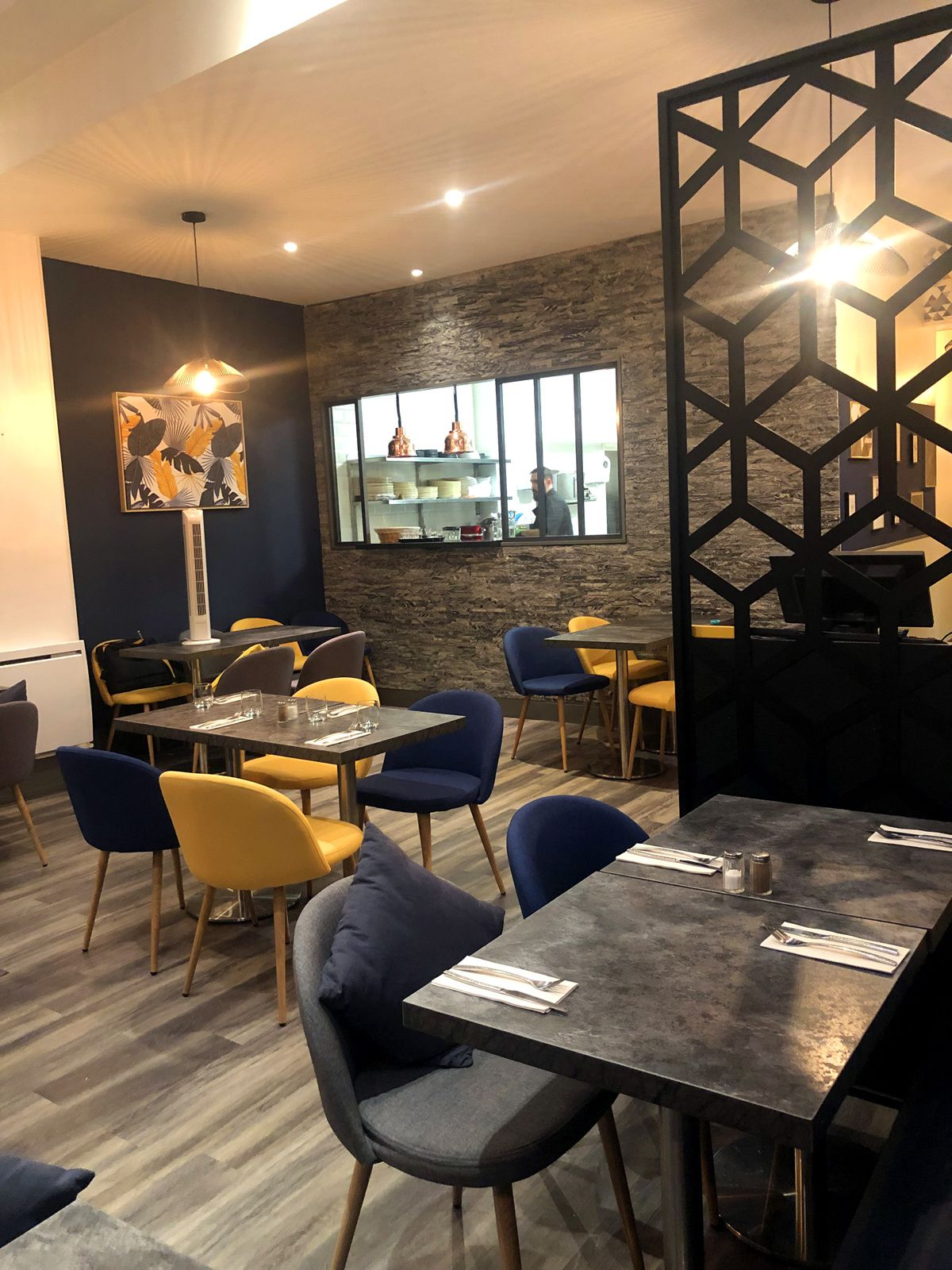 """Restaurant """"Saint-Etienne"""" sur Meaux"""