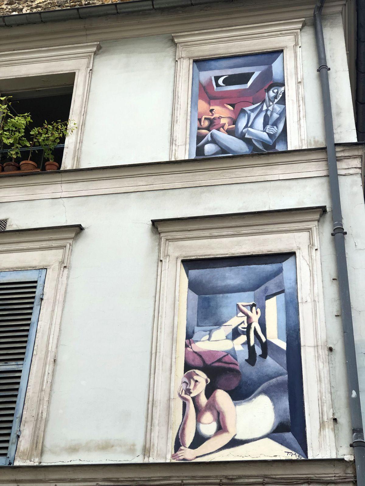 Paris, du côté de Bastille...