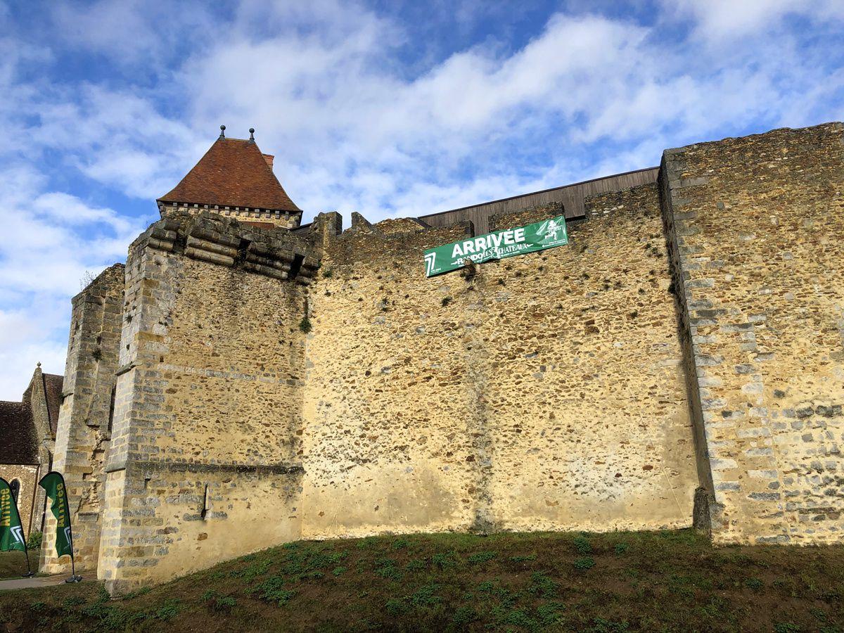 Randonnée des 3 Châteaux, Seine et Marne Sud