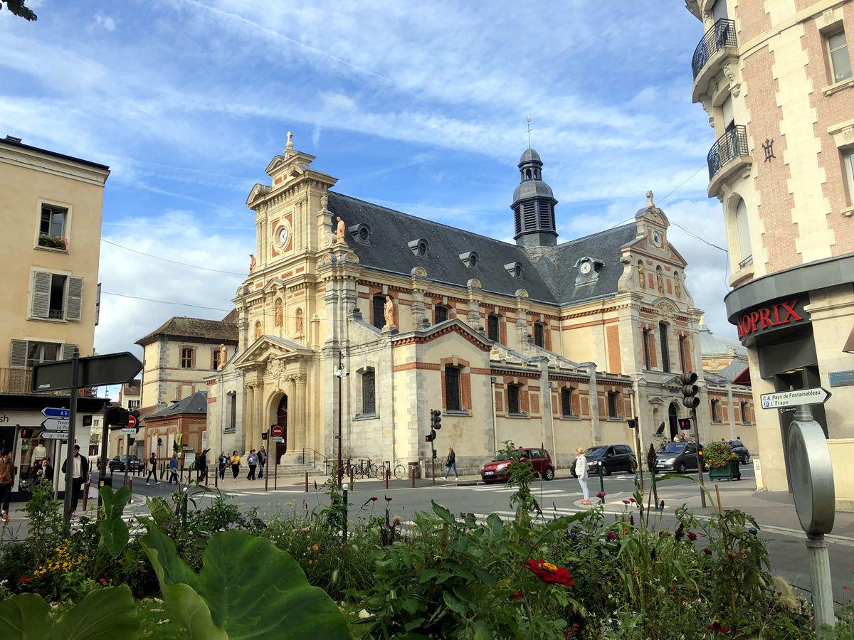 Esacapade sur Fontainebleau