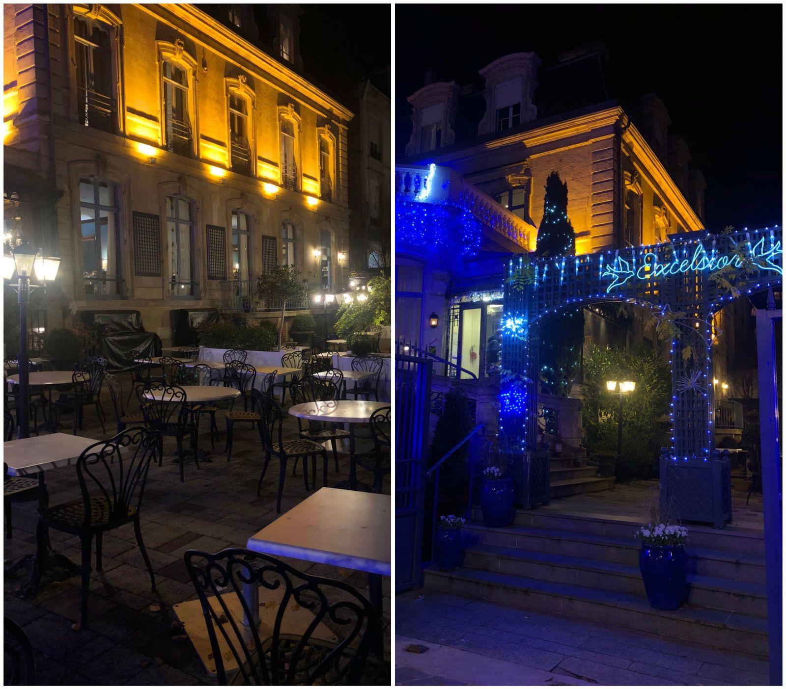 Brasserie Flo Excelsior sur Reims