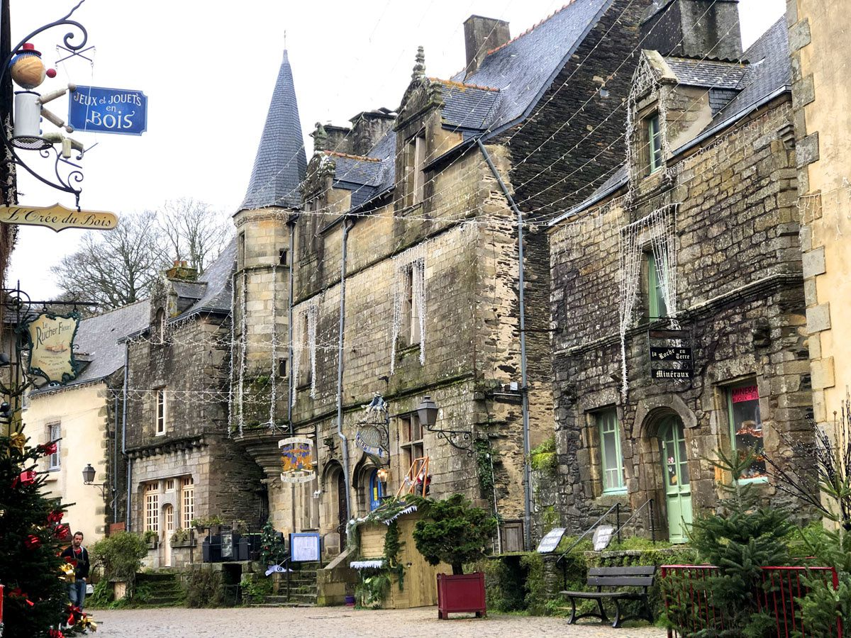 Week-end en Bretagne... Rochefort-en-Terre