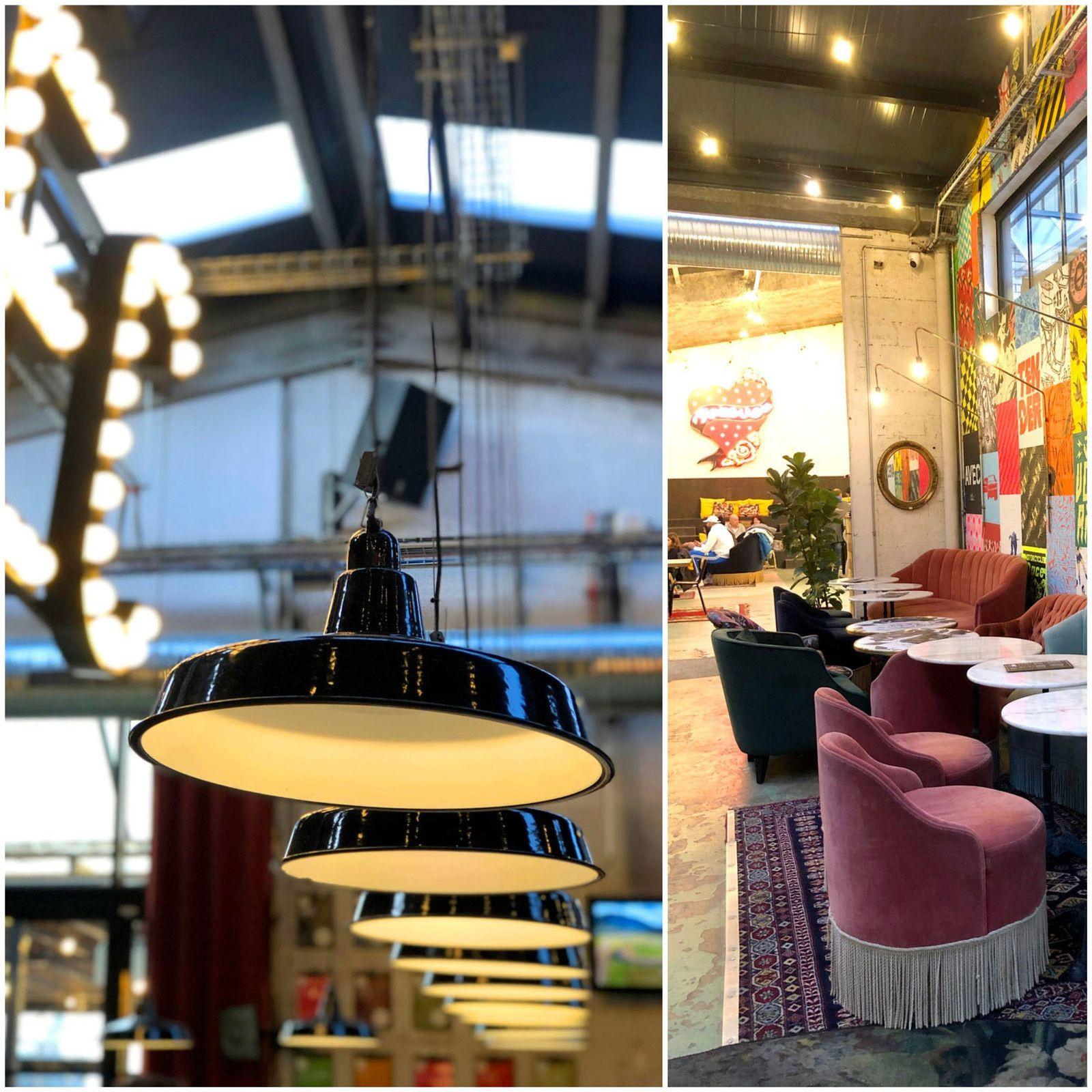 Week-End sur Rennes... Restaurant AVEC