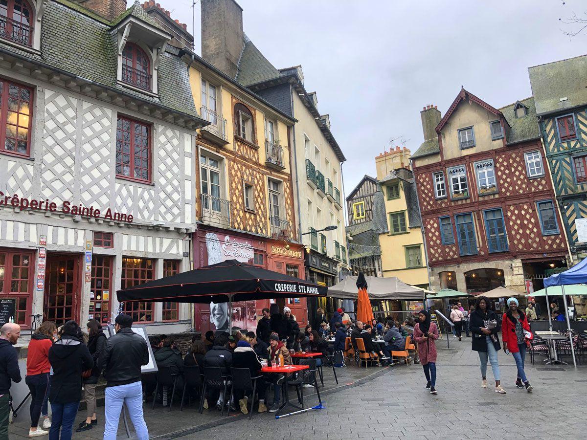 Week-End en Bretagne... Rennes