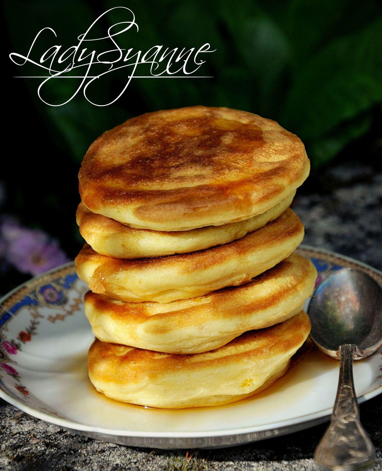 Les Pancakes de LadySyanne