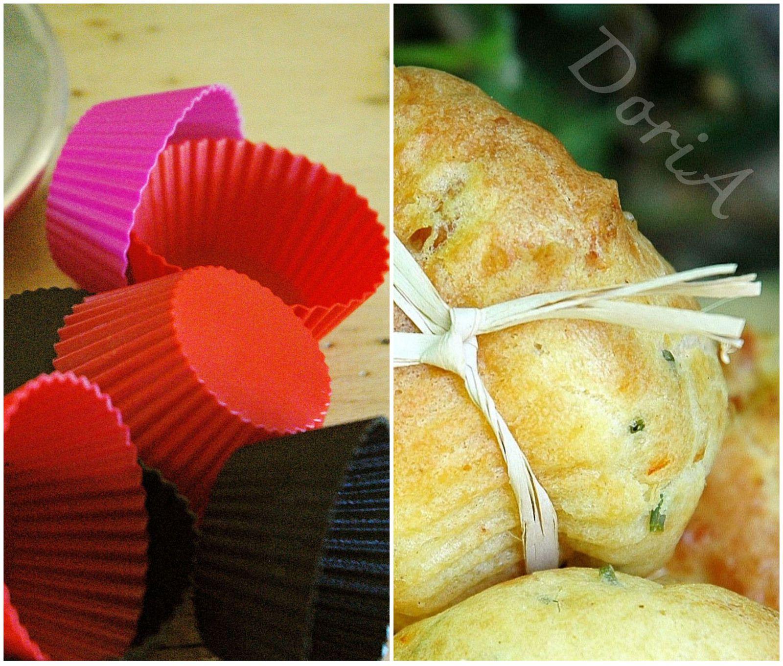 Mignardises apéritives aux crevettes et mozzarella