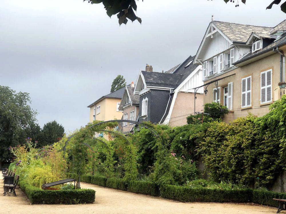 Week-End sur Metz... Jardin Botanique (1)