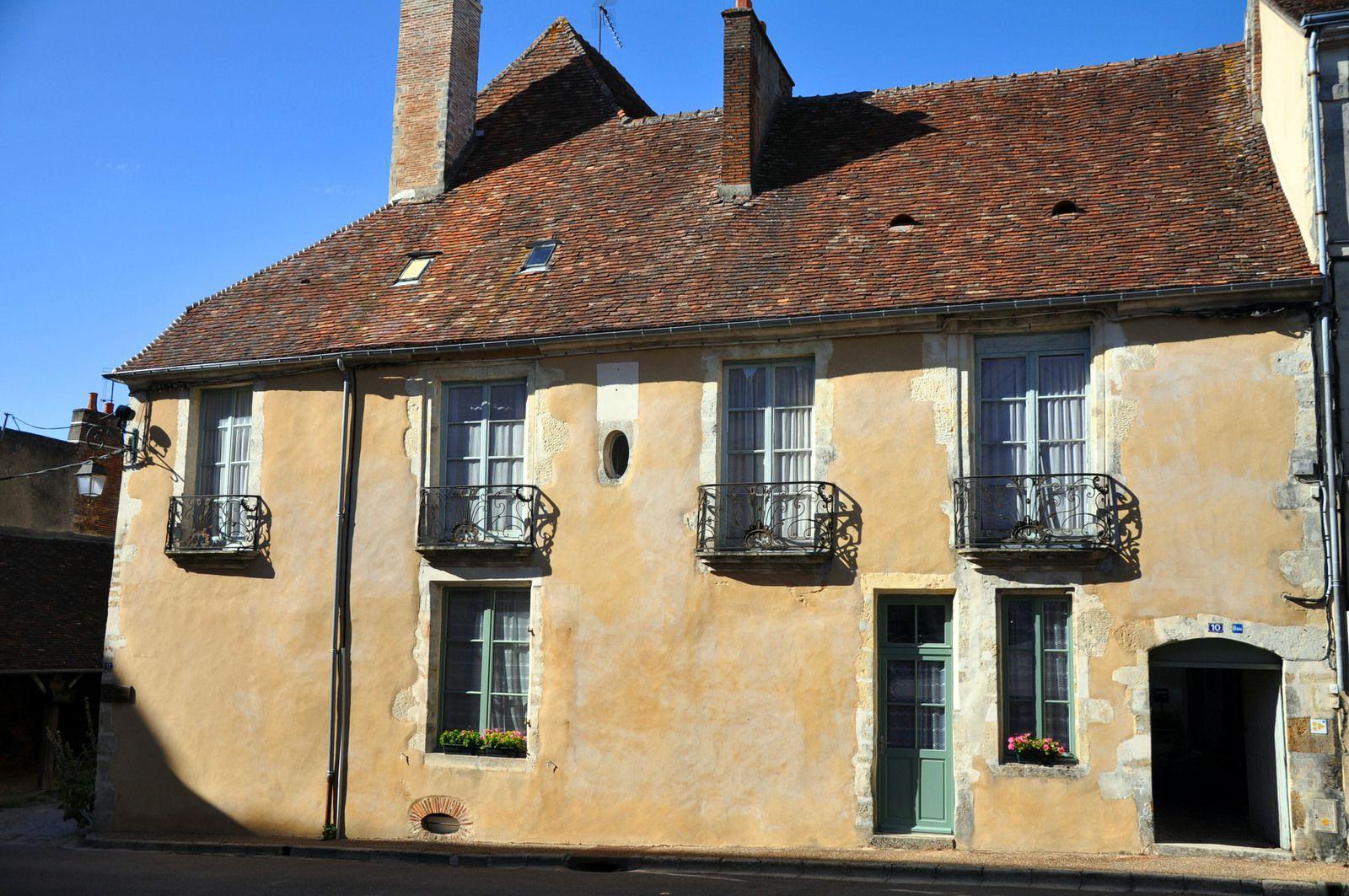 Road Trip, du Perche jusqu'en Bretagne... Bellême