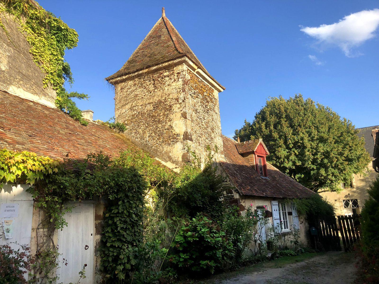 Road Trip, du Perche jusqu'en Bretagne... La Perrière