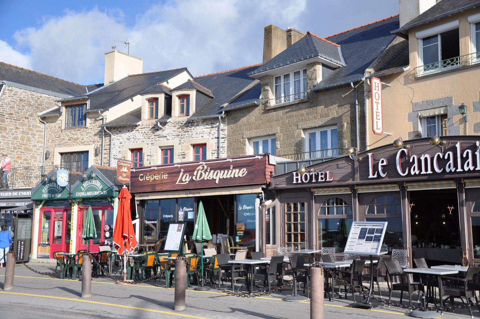 Road Trip, du Perche jusqu'en Bretagne... Cancale (2)